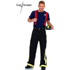 Sexy Shop Online I Trasgressivi - Carnevale Uomo - Costume da Pompiere - Leg Avenue