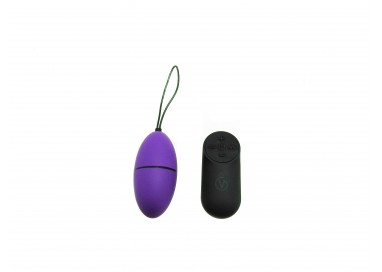 Ovulo Vibrante Wireless - Remote Control Egg G2 Viola - Virgite