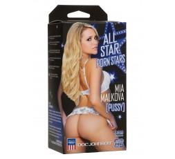 Sexy Shop Online I Trasgressivi - Masturbatore Vagina - Porn Stars Mia Malkova Pussy Skin - Doc Johnson