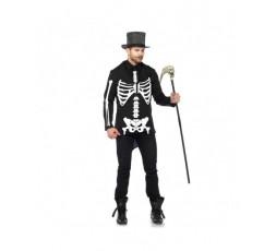 Sexy Shop Online I Trasgressivi - Halloween Coppia - Costume da Frankenstein & Da Scheletro