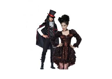 Il consiglio del giorno: Halloween Coppia - Costume Da Vampira & Da Vampiro Sexy
