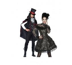 Sexy Shop Online I Trasgressivi - Halloween Coppia - Costume da Vampira & Da Vampiro Sexy