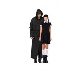 Sexy Shop Online I Trasgressivi - Halloween Coppia - Costume da Gothic Darling & Mantello Da Monaco