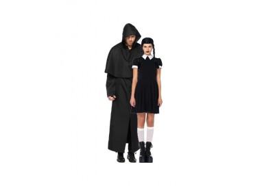 Il consiglio del giorno: Halloween Coppia - Costume da Gothic Darling & Mantello Da Monaco