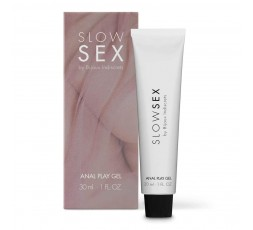 Sexy Shop Online I Trasgressivi - Lubrificante Anale - Anal Play Gel - Bijoux Indiscrets
