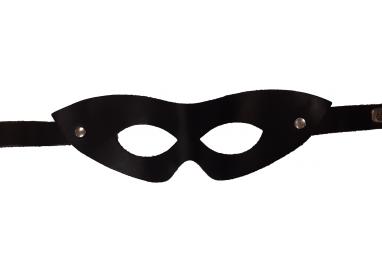 Maschera BDSM - Machera In Pelle  - Eros Veneziani