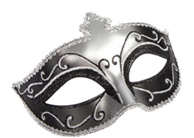 Maschera BDSM - Machera  50 sfumature di grigio