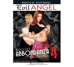 Sexy shop online i trasgressivi Dvd Singolo Etero Rocco Siffredi - Rocco's Abbondanza 4 - Sins Store