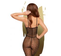 Sexy Shop Online I Trasgressivi - Bodystocking - Dark wish black - Penthouse