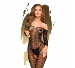 Sexy Shop Online I Trasgressivi - Bodystocking - Dreamy diva black - Penthouse
