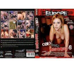 Sexy Shop Online I TrasgressiviDvd BDSM - OBEY YOUR MISTRESS 6 - Bizarre Europe