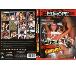 Sexy Shop Online I TrasgressiviDvd Dvd BDSM - GERMAN AMATEUR BONDAGE COUPLES - Bizarre Europe