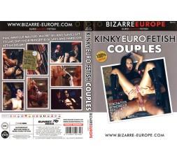 Sexy Shop Online I Trasgressivi Dvd BDSM - KINKY EURO FETISH COUPLES - Bizarre Europe