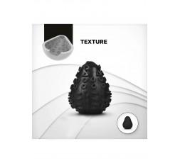 sexy shop online i trasgressivi Masturbatore Design - G-Egg Masturbator Black - G-vibe