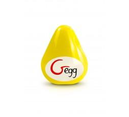 sexy shop online i trasgressivi Masturbatore Design - G-Egg Masturbator Yellow - G-vibe