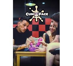 sexy shop online i trasgressivi Gadgets Scherzi - Cum Face Duel Pump Action Penis Game