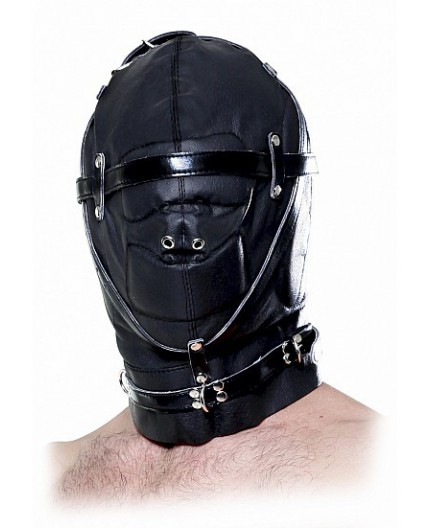 Sexy Shop Online I Trasgressivi - Maschera BDSM - Fetish Fantasy Series Full Contact - Pipedream