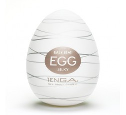 Sexy Shop Online I Trasgressivi - Masturbatore Design - Egg Silky - Tenga