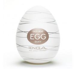 sexy shop online i trasgressivi Masturbatore Egg Silky - Tenga