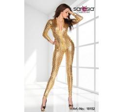 Sexy Shop Online I Trasgressivi - Tuta - Tuta Overall Of The Stars Oro - Saresia