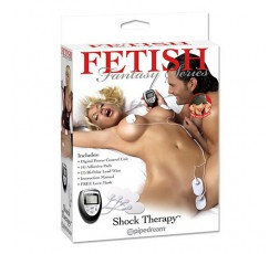 Sexy Shop Online I Trasgressivi - Electro Sex - Stimolatore Elettrico Shock Therapy Kit - Pipedream