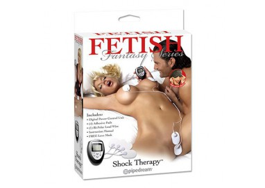 Electro Sex - Stimolatore Elettrico Shock Therapy Kit - Pipedream