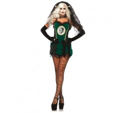 Sexy Shop Online I Trasgressivi - Costume Halloween - Da Donna Frankenstein - Leg Avenue