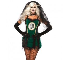 Sexy Shop Online I Trasgressivi - Halloween Donna - Costume da Frankenstein - Leg Avenue