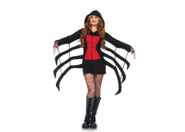 Il consiglio del giorno: Halloween Donna - Costume Da Ragno - Leg Avenue