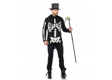 Il consiglio del giorno: Halloween Uomo - Costume Da Scheletro - Leg Avenue