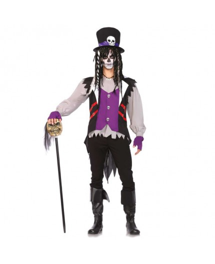Sexy Shop Online I Trasgressivi - Costume Halloween - Prete Voodoo - Leg Avenue