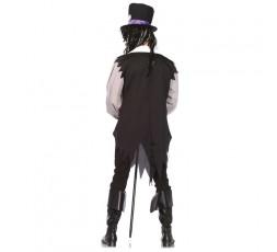 Sexy Shop Online I Trasgressivi - Halloween Uomo - Costume da Prete Voodoo - Leg Avenue