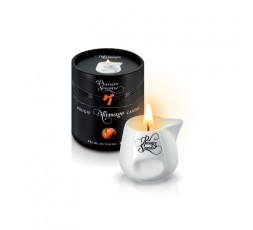 Candela Per Massaggi Alla Pesca Massage Candle Peach - Plaisirs Secrets