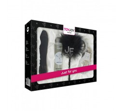 Sexy Shop Online I Trasgressivi - Kit e Set Vibrante - Just For You Luxe Box No 5 - Toy Joy