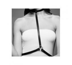 Sexy Shop Online I Trasgressivi - Abbigliamento In Pelle - Imbracatura A Stringhe In Similpelle - Bijoux Indiscrets