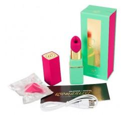 Sexy Shop Online I Trasgressivi - Stimolatore Clitoride - 2Go Verde Magenta - Womanizer