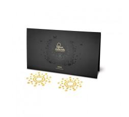 Sexy Shop Online I Trasgressivi - Accessori Vari - Ornamento Seno Capezzoli Mimi Gold Nipples – Bijoux Indiscrets