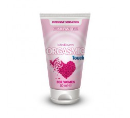 Gel Stimolante Base Acquosa Clitoride Orgasmic Touch For Women 50 ml - Lube4lovers