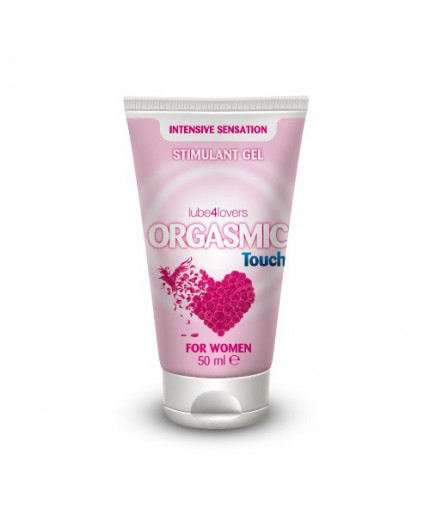 Gel Stimolante Base Acquosa Clitoride Orgasmic Touch For Women 50 ml - Lube4lovers