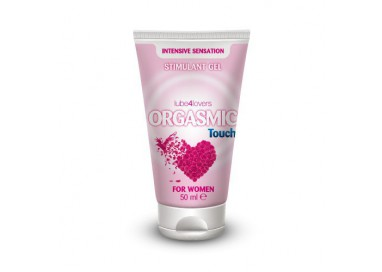 Lubrificante Stimolante - Clitoride Orgasmic Touch For Women - Lube4Lovers