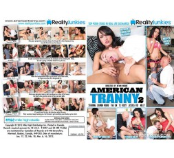 Dvd Trans American Tranny 2 - Reality Junkies
