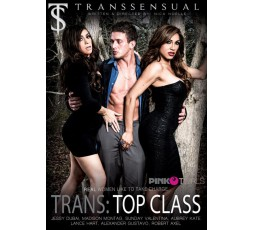 Sexy Shop Online I Trasgressivi - Dvd Trans - Top Class - Pinko