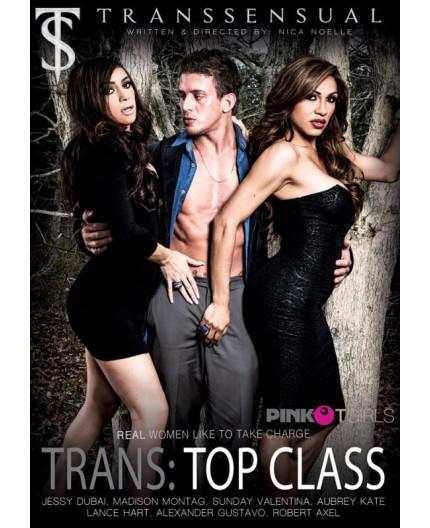 Dvd Trans Top Class - Pinko