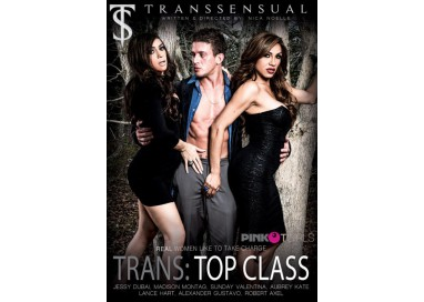 Dvd Trans - Top Class - Pinko