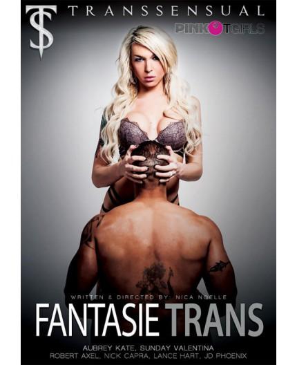 Dvd Trans Fantasie Trans - Pinko