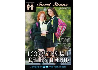 Dvd Etero - I Corpi Sensuali Delle Studenti 4 - Sweet Sinner