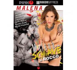 Dvd Etero Malena E Le Schiave Di Rocco - Rocco Siffredi Productions