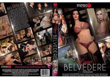 Dvd Etero - Love Belvedere - Pinko