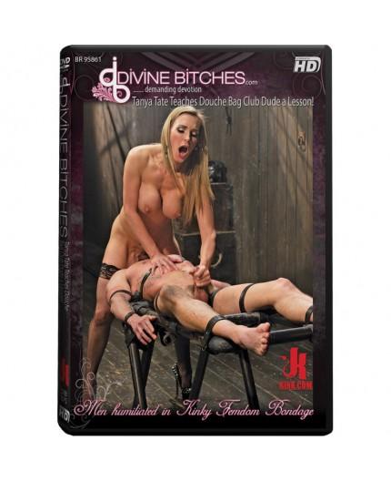 Sexy Shop Online I Trasgressivi - Dvd BDSM - Tanya Tate Teaches Douche Bag Club Dude A Lesson – Kink