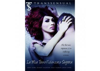 Dvd Trans - La Mia Trans Fidanzata Segreta - Transsensual
